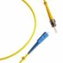 Волоконно-оптические патч-корды одномодовые 9/125 (OS2) simplex SC-ST Hyperline