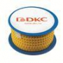 Маркировочные кольца DKC/ДКС диаметр 1.3 - 2.5мм