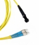 Волоконно-оптические патч-корды одномодовые 9/125 (OS2) duplex MTRJ-FC Hyperline
