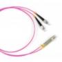 Волоконно-оптические патч-корды многомодовые 50/125 (OM4) FC-LC Hyperline
