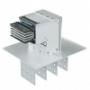 Шинопроводы с алюминиевыми проводниками 3P + N + Pe 1600 A