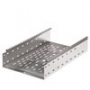 Лотки перфорированные нержавеющая сталь высота 80 мм