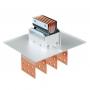 Шинопроводы с медными проводниками 3P + N + Pe 6400 A