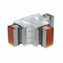 Шинопроводы с медными проводниками 3P + N + Pe + Fe
