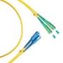 Оптические патч-корды 9/125 SC/APC-SC/UPC Cabeus
