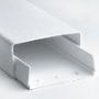 Пластиковые короба для коммуникаций кондиционеров 90х40 DKC/ДКС