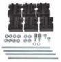 Шинодержатели для шкафов CAE/CQE/CQEC DKC/ДКС