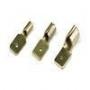 Кабельные наконечники плоские для кабеля сечением 0.25 - 1.5 мм.кв.