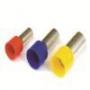 Кабельные гильзы (наконечники втулочные) с изолированным фланцем