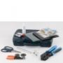 Инструменты для работы с оптическим кабелем и разъемами