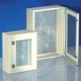 Шкафы СЕ- с прозрачной дверью DKC/ДКС
