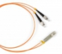 Волоконно-оптические патч-корды многомодовые 50/125 (OM2) FC-LC Hyperline