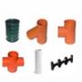 Аксессуары для труб внешний диаметр 125 мм DKC/ДКС