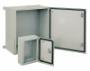 Настенные электрические шкафы серии SWN Inox ZPAS