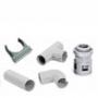 Аксессуары для труб внешний диаметр 50 мм DKC/ДКС