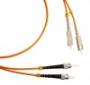 Волоконно-оптические патч-корды многомодовые 50/125 (OM2) SC-ST Hyperline