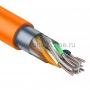 Витая пара FTP, 4 пары, 23 AWG, Cat.6, экран, ZH нг(А)-HF, Solid (305m) Rexant