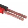 Кабель акустический, ШВПМ 2х0.35 мм, красно-черный, 5 м.  REXANT