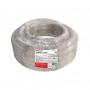Силовой кабель в гофре, ВВГ-Пнг(А)-LS 2x2,5 мм2 + гофра d 20 мм (100 м) REXANT
