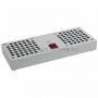 Модуль вентиляторный потолочный с 2-мя вентиляторами, без термостата, для настенных шкафов REXANT