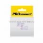 КОЛПАЧЕК для 8P8C белый PROCONNECT Индивидуальная упаковка 2шт