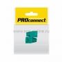 КОЛПАЧЕК для 8P8C зеленый PROCONNECT Индивидуальная упаковка 2шт