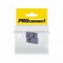 КОЛПАЧЕК для 8P8C серый PROCONNECT Индивидуальная упаковка 2шт