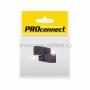 КОЛПАЧЕК для 8P8C чёрный PROCONNECT Индивидуальная упаковка 2шт