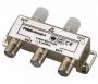 ДЕЛИТЕЛЬ ТВ х 4 под F разъём 5-1000 МГц PROCONNECT (Цена за шт., в уп. 10 шт.)
