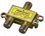 ДЕЛИТЕЛЬ  ТВ  х 2 под F разъём  5-900 МГц  PROCONNECT Индивидуальная упаковка 1 шт