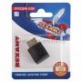 Переходник аудио (гнездо HDMI - штекер HDMI), угловой, (1шт.)  REXANT