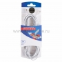 FD-6113 телефонный удлинитель  6р-4с  5М  белый  REXANT