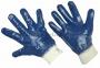 Перчатки хб с нитриловым покрытием, подкладка 100% хлопок.(Цена за шт., в уп. 10 шт.)