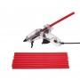 Клеевые стержни REXANT, O11 мм, 270 мм, красные, 10 шт., хедер