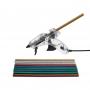 Клеевые стержни REXANT, O11 мм, 270 мм, цветные с блестками, 10 шт., хедер