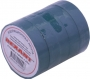 Изолента 19мм х 25м зеленая REXANT (Цена за шт, в уп 5 шт)