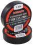 Изолента профессиональная 0.18 х 19 мм х 20м черная REXANT (Цена за шт, в уп 10 шт)