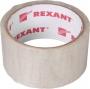 Скотч упаковочный 48ммx36м., 50мкм, прозрачный REXANT (Цена за шт., в уп. 6 шт.)