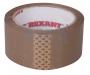 Скотч упаковочный 48ммx66м., 50мкм, коричневый REXANT (Цена за шт., в уп. 6 шт.)