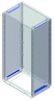 Направляющие, для вертикальных стоек Conchiglia, Г=330мм DKC/ДКС