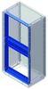 Рамка для накладной панели, Conchiglia,  ВхШ: 580 x 580 мм DKC/ДКС
