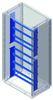 Рама монтажная, для шкафов Conchiglia,  ВхШ: 580 x 580 мм DKC/ДКС