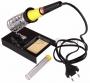 Набор для пайки (паяльник 30Вт, оловоотсос, подставка, припой) (ZD-303) REXANT