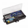 Набор для пайки (USB-паяльник 8Вт, кусачки, тонкогубцы, подставка, припой, отвертка) REXANT
