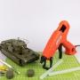 Пистолет клеевой REXANT, 100 Вт, O11 мм, «ЭКСПЕРТ», блистер