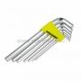 Набор шестигранников 7 предметов 2,5-10 мм длинные HEX Proconnect