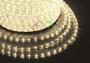 Дюралайт светодиодный, постоянное свечение (2W), тепло-белый, 220В, бухта 100м Neon-Night