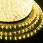 Дюралайт LED , постоянное свечение (2W), 36 LED/м, цвет: Розовое золото, бухта 100м Neon-Night