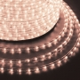 Дюралайт LED , постоянное свечение (2W) - Розовое золото, 36 LED/м, бухта 100м, Neon-Night