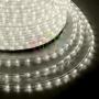 Дюралайт LED, эффект мерцания (2W) - теплый белый Эконом 24 LED/м , бухта 100м Neon-Night